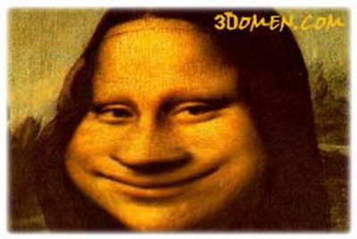 comments on mona lisa smile This poetry challenge is about the smile of the famous mona lisa painted by leonardo da vinci the lady's smile (and it has been said that she may not be all 'she' seems) is one of the most enigmatic smiles ever painted.